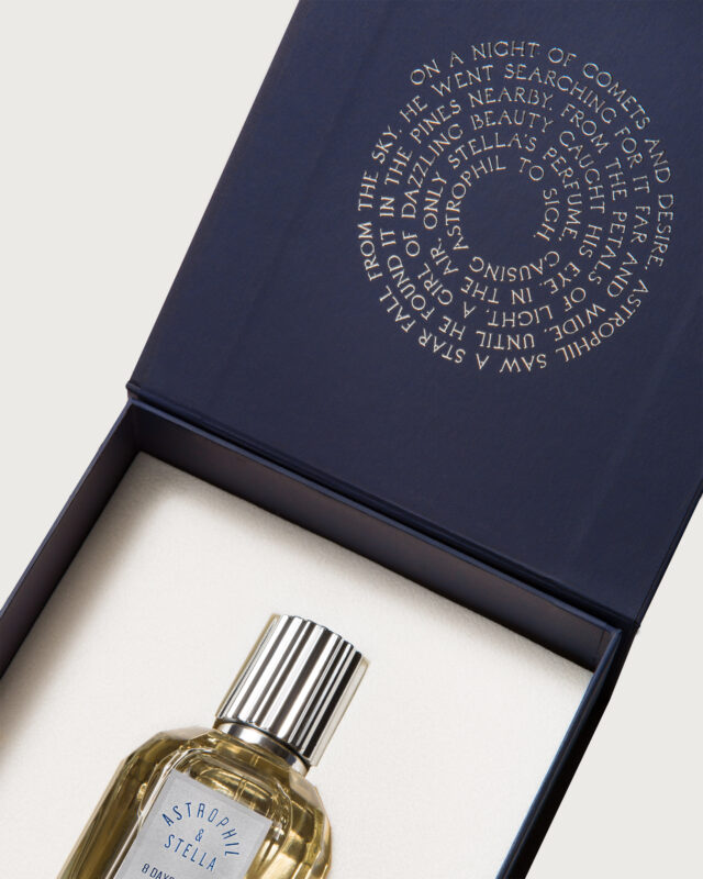 Astrophil Stella Perfume 8DaysAWeek interno