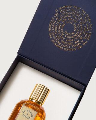 Astrophil Stella Perfume Amberlievable interno