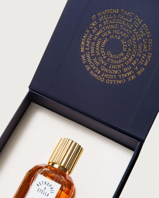 Astrophil Stella Perfume LoveIsLost interno