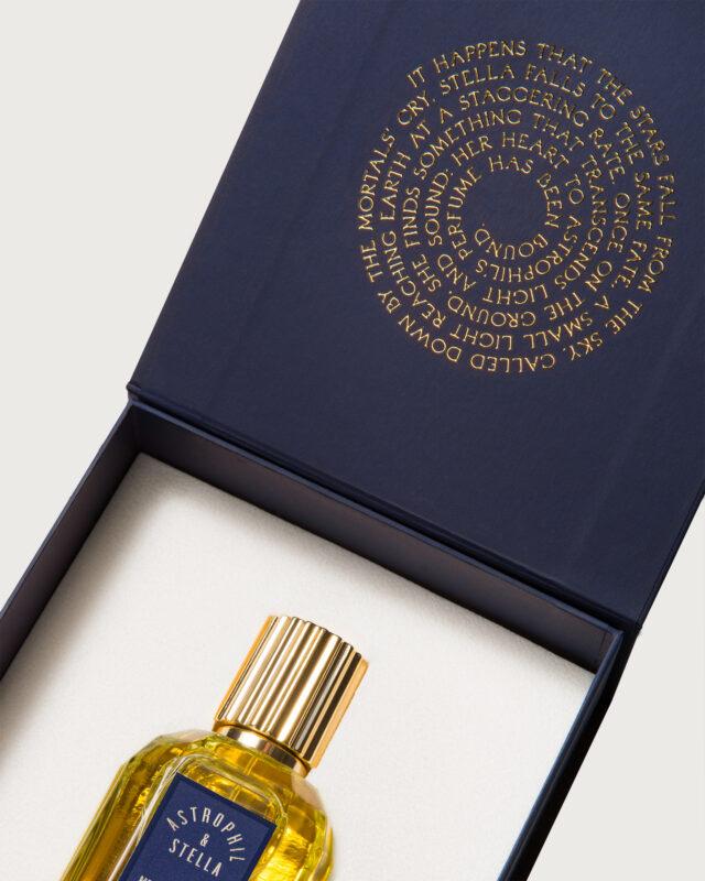 Astrophil Stella Perfume MellowYellow interno