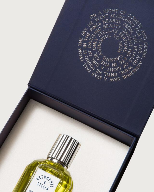 Astrophil Stella Perfume MoonageDaydream interno